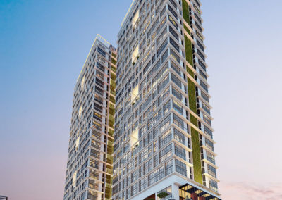 ARIA LUXURY RESIDENCES