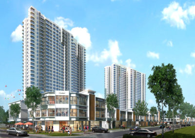 PHASE 6 MIXED DEVELOPMENT
